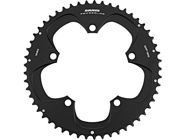 SRAM Road Red Chainring 10-speed 130mm, matte black